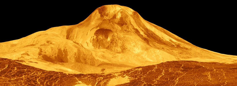 Maat Mons, Venus